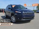 Used 2015 Jeep Cherokee Limited 4dr 4x4 for sale in Edmonton, AB