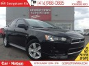 Used 2014 Mitsubishi Lancer SE | SUNROOF | SPOILER | SKIRT PACKAGE | for sale in Georgetown, ON