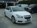 Used 2014 Chevrolet Cruze Turbo Diesel,  Leather Interior,  Sunroof for sale in Beaverton, ON