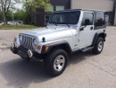 Used 2002 Jeep TJ Sport for sale in Mississauga, ON