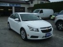 Used 2013 Chevrolet Cruze LT,  Turbo for sale in Beaverton, ON