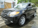 Used 2008 Hyundai Santa Fe Limited 7-Pass for sale in Scarborough, ON