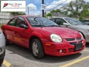Used 2004 Dodge SX 2.0 LOW KMS!!!! for sale in Toronto, ON