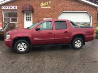 Used 2007 Chevrolet Avalanche LT1 for sale in Bowmanville, ON