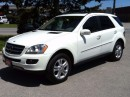 Used 2008 Mercedes-Benz ML 320 3.0L CDI ULTRA PREMIUM - NAV / SUNROOF / ALLOYS for sale in Scarborough, ON