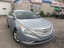 Used 2011 Hyundai Sonata Limited w/Navw/Navi_Back up Camera_Bluetooth_Sunro for sale in Oakville, ON