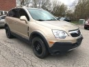 Used 2008 Saturn Vue XE - ONE OWNER - NO ACCIDENT - SAFETY INCLUDED for sale in Cambridge, ON