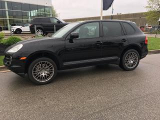 Used 2010 Porsche Cayenne S S for sale in York, ON