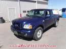 Used 2011 Ford RANGER SPORT SUPERCAB 4WD 4.0L for sale in Calgary, AB