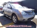 Used 2008 Nissan ROGUE SL 4D UTILITY 2WD for sale in Calgary, AB