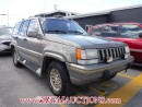 Used 1995 Jeep Grand Cherokee 4D Utility 4WD for sale in Calgary, AB