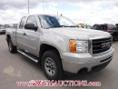 Used 2009 GMC SIERRA 1500  EXT CAB 4WD for sale in Calgary, AB