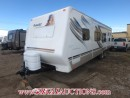 Used 2008 Fleetwood PROWLER 280 BDS  TRAVEL TRAILER for sale in Calgary, AB