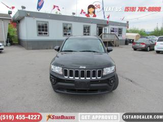 Used 2013 Jeep Compass for sale in London, ON