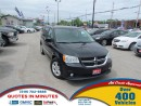 Used 2011 Dodge Grand Caravan CREW | CANADA'S #1 SELLING MINIVAN for sale in London, ON