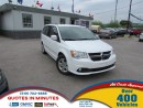 Used 2016 Dodge Grand Caravan CREW | LEATHER | NAV | BACKUP CAM for sale in London, ON