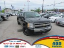 Used 2010 Chevrolet Silverado 1500 LT | 4X4 | CREW CAB | MUST SEE for sale in London, ON