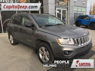 Used 2012 Jeep Compass Sport/North for sale in Edmonton, AB