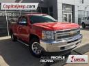 Used 2012 Chevrolet Silverado 1500 LS| Cloth| Low KM for sale in Edmonton, AB