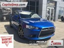 Used 2012 Mitsubishi Lancer Ralliart| (TC-SST)| Cloth| AWC| Bluetooth for sale in Edmonton, AB