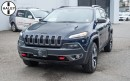 Used 2015 Jeep Cherokee Trailhawk for sale in Surrey, BC
