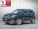 Used 2015 Nissan Rogue SV-AWD w/Moonroof - One Owner for sale in Etobicoke, ON