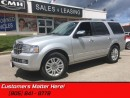 Used 2011 Lincoln Navigator Base  - Navigation -  Sunroof -  Leather Seats for sale in St Catharines, ON