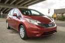 Used 2014 Nissan Versa Note 1.6 SV for sale in Langley, BC