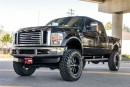 Used 2009 Ford F-350 Lariat Lifted, Tuned Langley Location! Must See for sale in Langley, BC