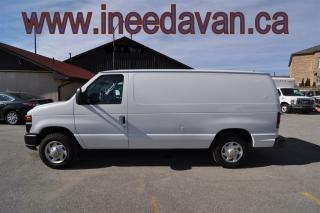 Used 2010 Ford Econoline E-150 Full Shelving for sale in Aurora, ON