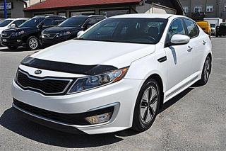 Used 2012 Kia Optima Hybrid HYBRID, NO ACCIDENTS for sale in Aurora, ON