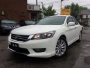 Used 2013 Honda Accord EX-L,Leather,Sunroof,Camera&HondaWarranty* for sale in York, ON