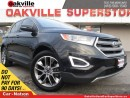 Used 2015 Ford Edge Titanium | PANORAMIC ROOF | NAVI | 1-OWNER for sale in Oakville, ON