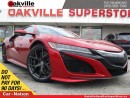 Used 2017 Acura NSX ONLY 2465KM'S | NAVIGATION | REV CAMERA | RARE for sale in Oakville, ON