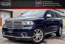 Used 2016 Dodge Durango Citadel|AWD|7Seater|Navi|Sunroof|Backup Cam|Bluetooth|R-Start|20