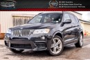 Used 2014 BMW X3 xDrive28i|M-Sport|Pano Sunroof|Backup Cam|Bluetooth|Heated Front Seats|18