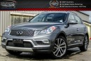Used 2016 Infiniti QX50 AWD|Navi|Pano Sunroof|Backup Cam|Bluetooth|Leather|18