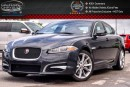 Used 2014 Jaguar XF V6|AWD|Navi|Sunroof|Backup Cam|Bluetooth|Leather|19