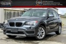 Used 2013 BMW X1 XDrive28i|Navi|Pano Sunroof|Bluetooth|Heated Front Seats|17