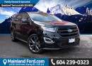 Used 2016 Ford Edge Sport LOCAL, NO ACCIDENT for sale in Surrey, BC