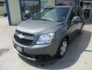 Used 2012 Chevrolet Orlando POWER EQUIPPED LT MODEL 7 PASSENGER 2.4L - ECO-TEC.. BENCH & 3RD ROW.. DVD PLAYER.. KEYLESS ENTRY.. CD/AUX INPUT.. for sale in Bradford, ON