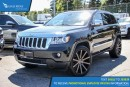 Used 2011 Jeep Grand Cherokee Limited Navigation, Sunroof, and Heated Seats for sale in Port Coquitlam, BC