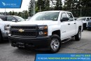 Used 2015 Chevrolet Silverado 1500 WT AM/FM Radio and Air Conditioning for sale in Port Coquitlam, BC