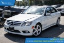 Used 2010 Mercedes-Benz C-Class Sunroof and Heated Seats for sale in Port Coquitlam, BC