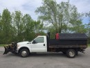 Used 2011 Ford F-350 SD XL- 6.7L DIESEL! FISHER XTREME V PLOW! SALTER! for sale in Belleville, ON