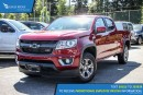 New 2017 Chevrolet Colorado Z71 Navigation and Backup Camera for sale in Port Coquitlam, BC
