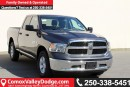 New 2017 Dodge Ram 1500 ST 4X4, KEYLESS ENTRY, SATELLITE RADIO for sale in Courtenay, BC