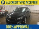 Used 2016 Chevrolet Cruze LIMITED*LT AUTO*CHEVY MY LINK*TRACTION CONTROL*BACK UP CAMERA*PHONE CONNECT/VOICE RECOGNITION*CLIMATE CONTROL*POWER WINDOWS LOCKS AND MIRRORS*CD PLAYE for sale in Cambridge, ON