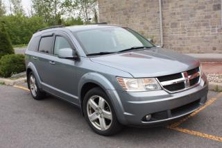 Used 2009 Dodge Journey SXT for sale in Cornwall, ON