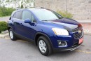 Used 2013 Chevrolet Trax LT for sale in Cornwall, ON